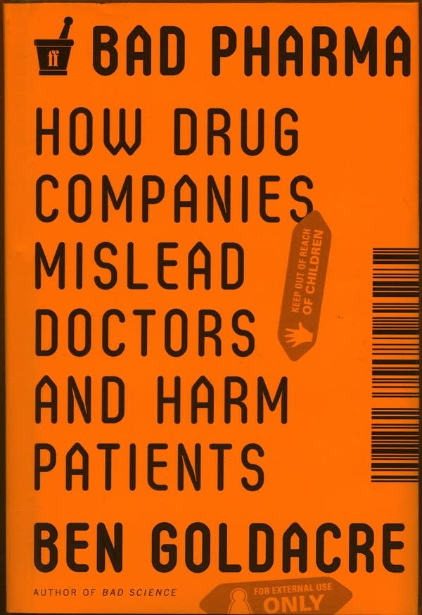 'Bad Pharma' by Ben Goldacre