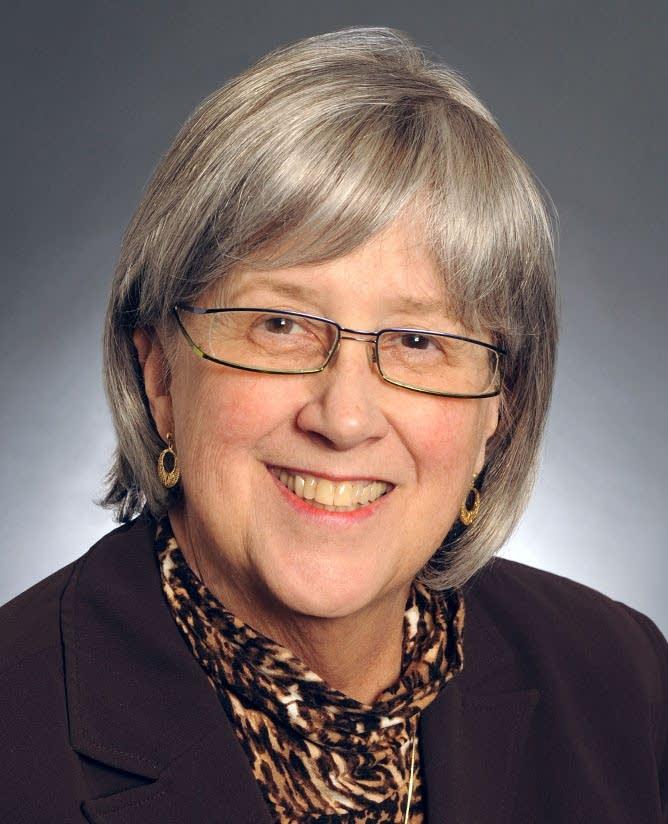 Sen. Linda Scheid