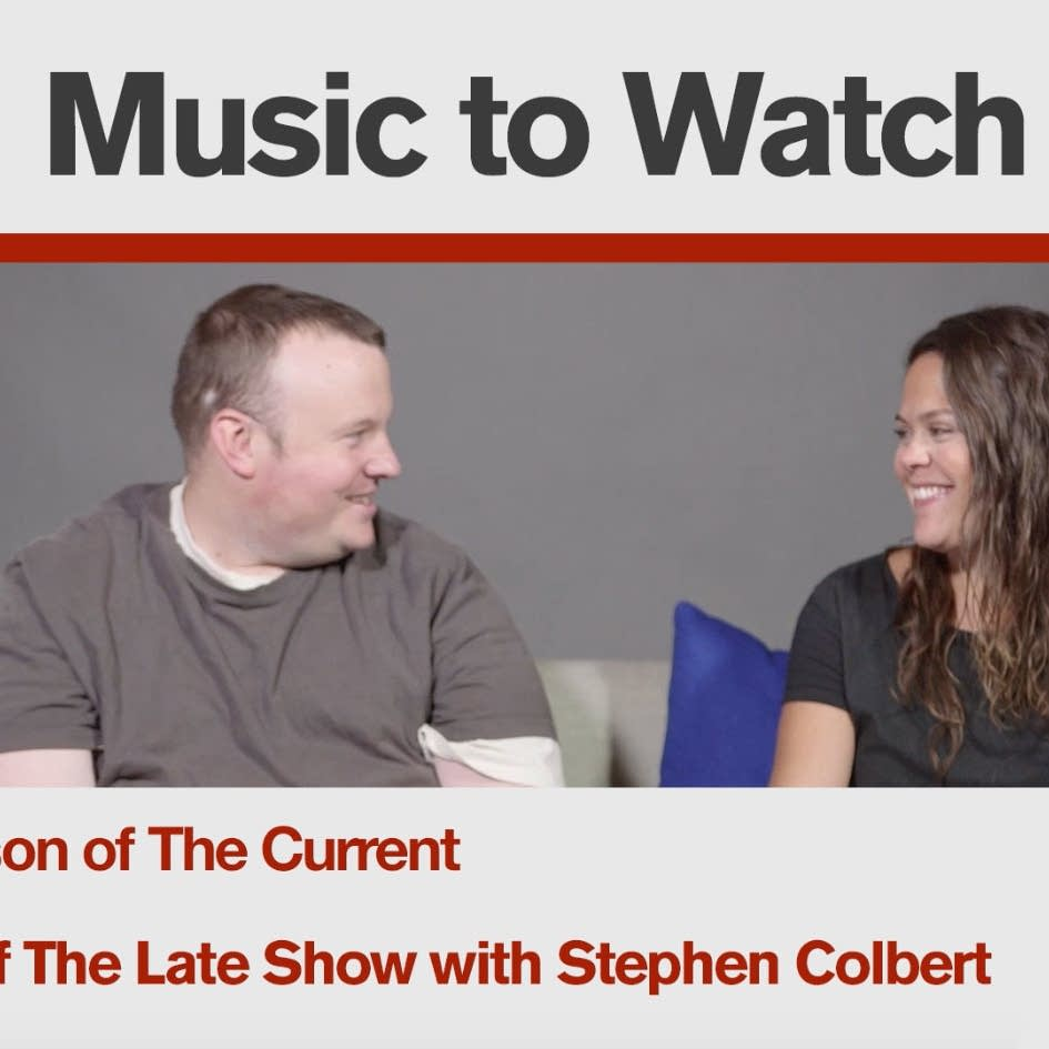 Sean McPherson and Kateri Palen on Music To Watch