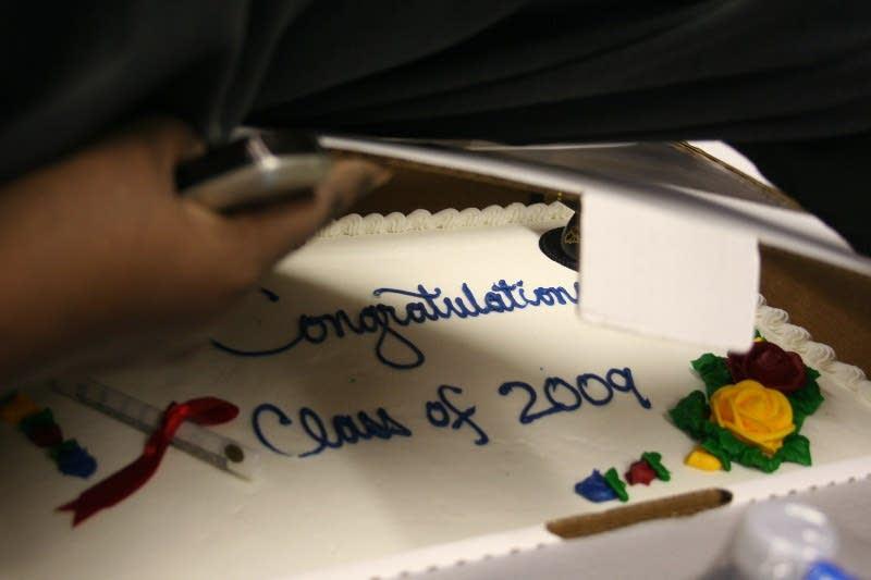Congrats, grads