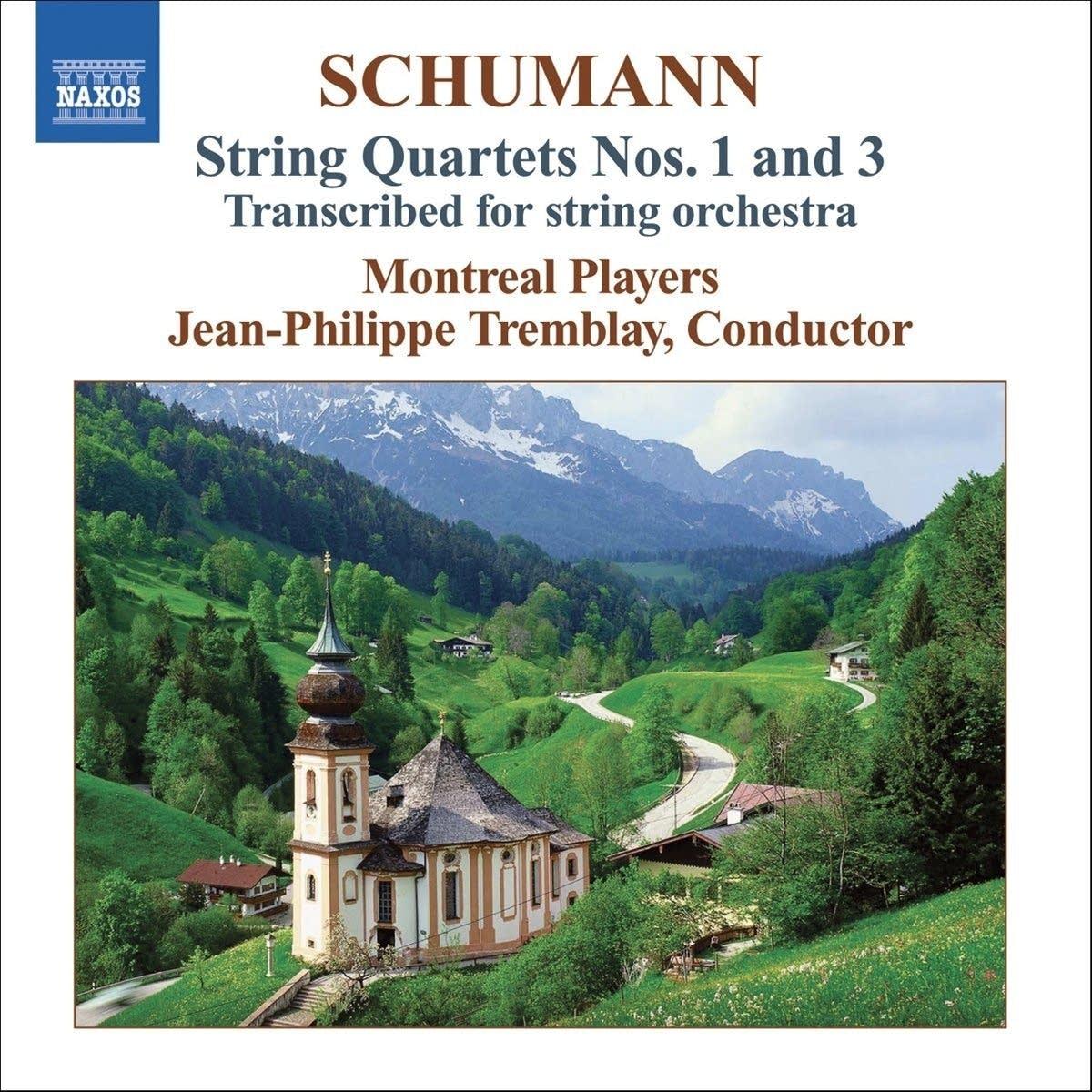 Robert Schumann - String Quartet No. 3