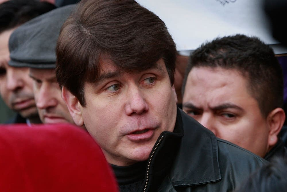 Illinois Gov. Rod Blagojevich