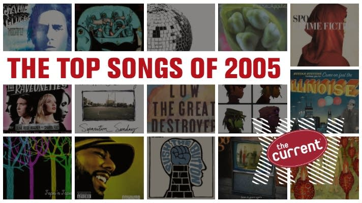 Top songs of 2005 collage Current 15