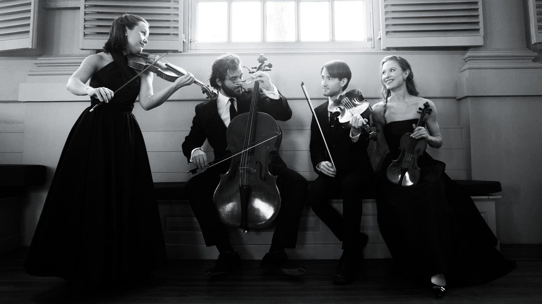Diderot Quartet