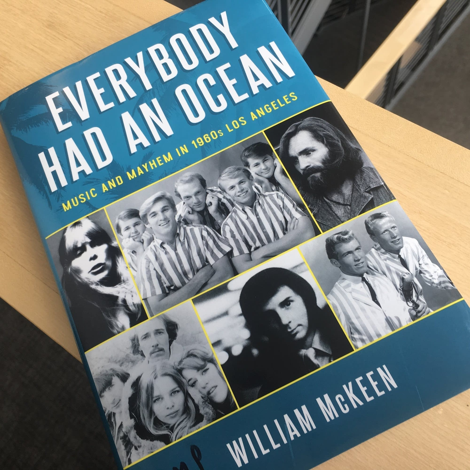 William McKeen's 'Everybody Had an Ocean'