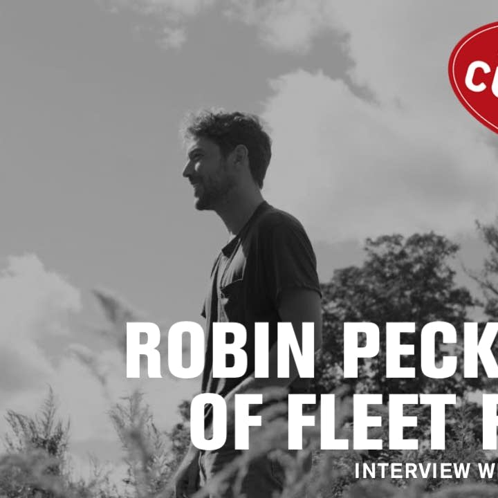 Robin Pecknold of Fleet Foxes interview graphic