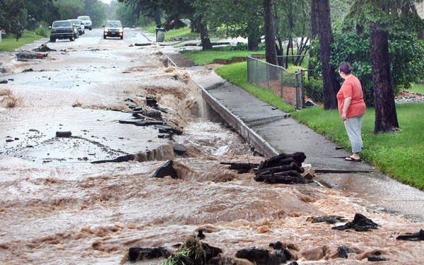 Minnesota Flooding