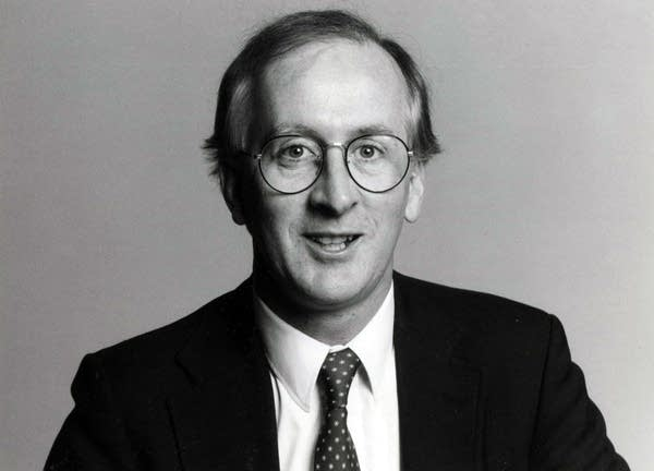 Former St. Paul Pioneer Press columnist Nick Coleman