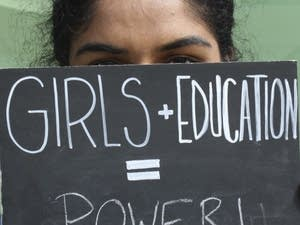 Girl Rising a group that aims to educate girls across the world