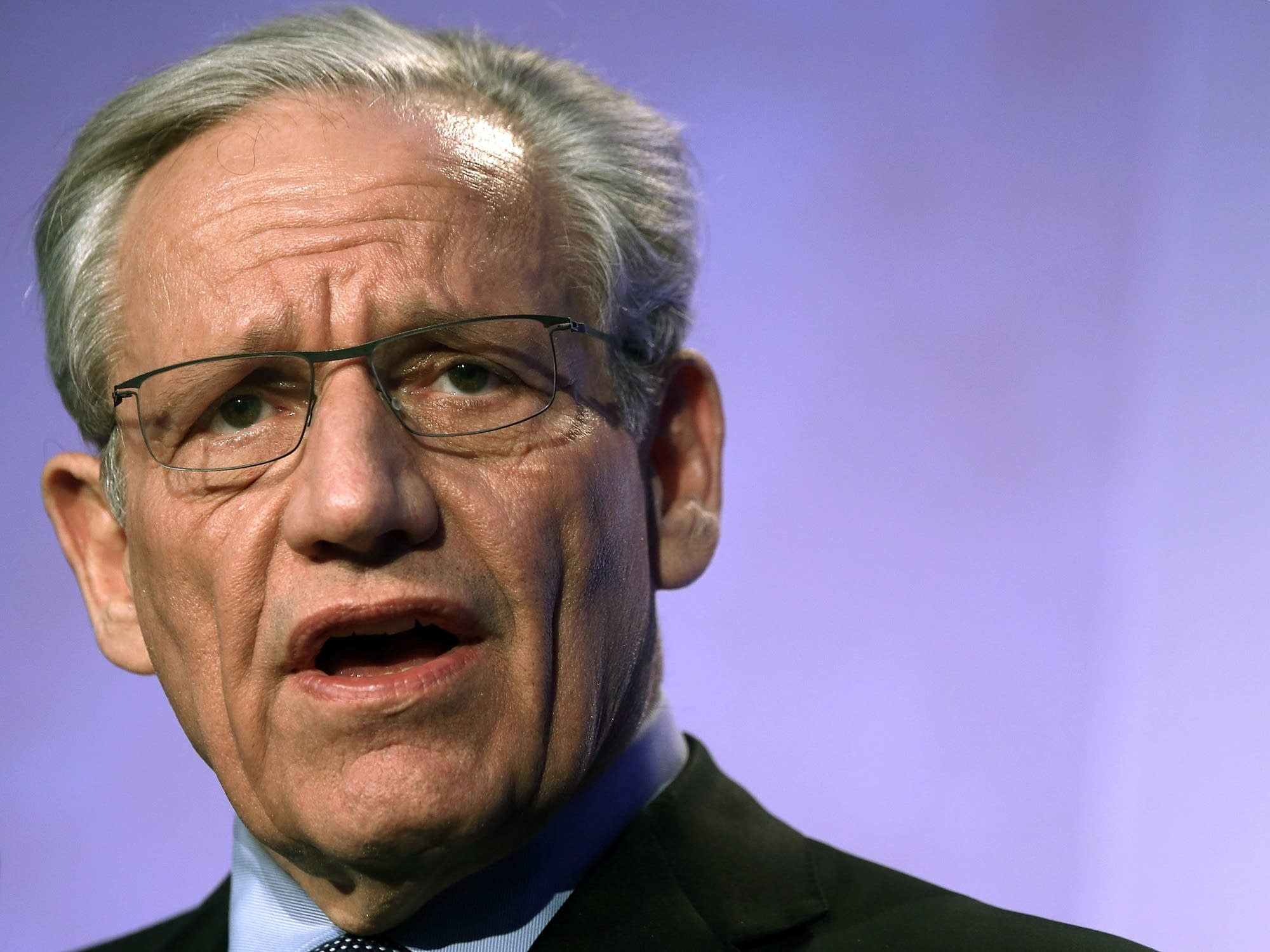 Bob Woodward speaks at the National Association Of Counties Conference.