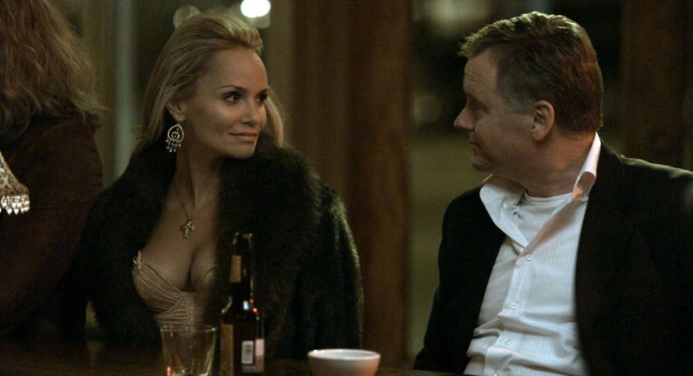 Kristin Chenoweth and Patrick Coyle