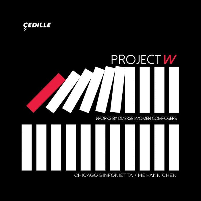 The Chicago Sinfonietta's new 'Project W' album