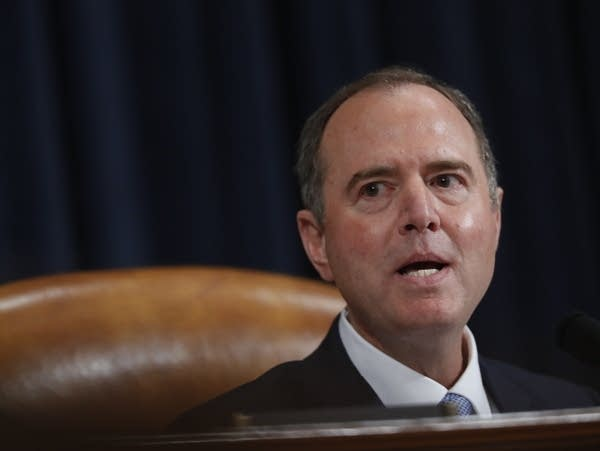 House Intelligence Committee Chairman Adam Schiff, D-Calif.