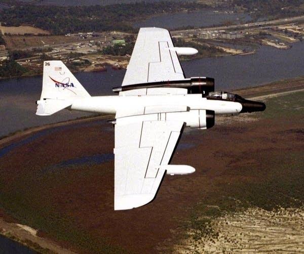 Martin WB-57