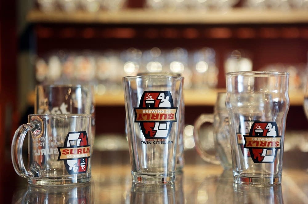 Photos: Surly taproom ready to open the doors   Minnesota Public ...