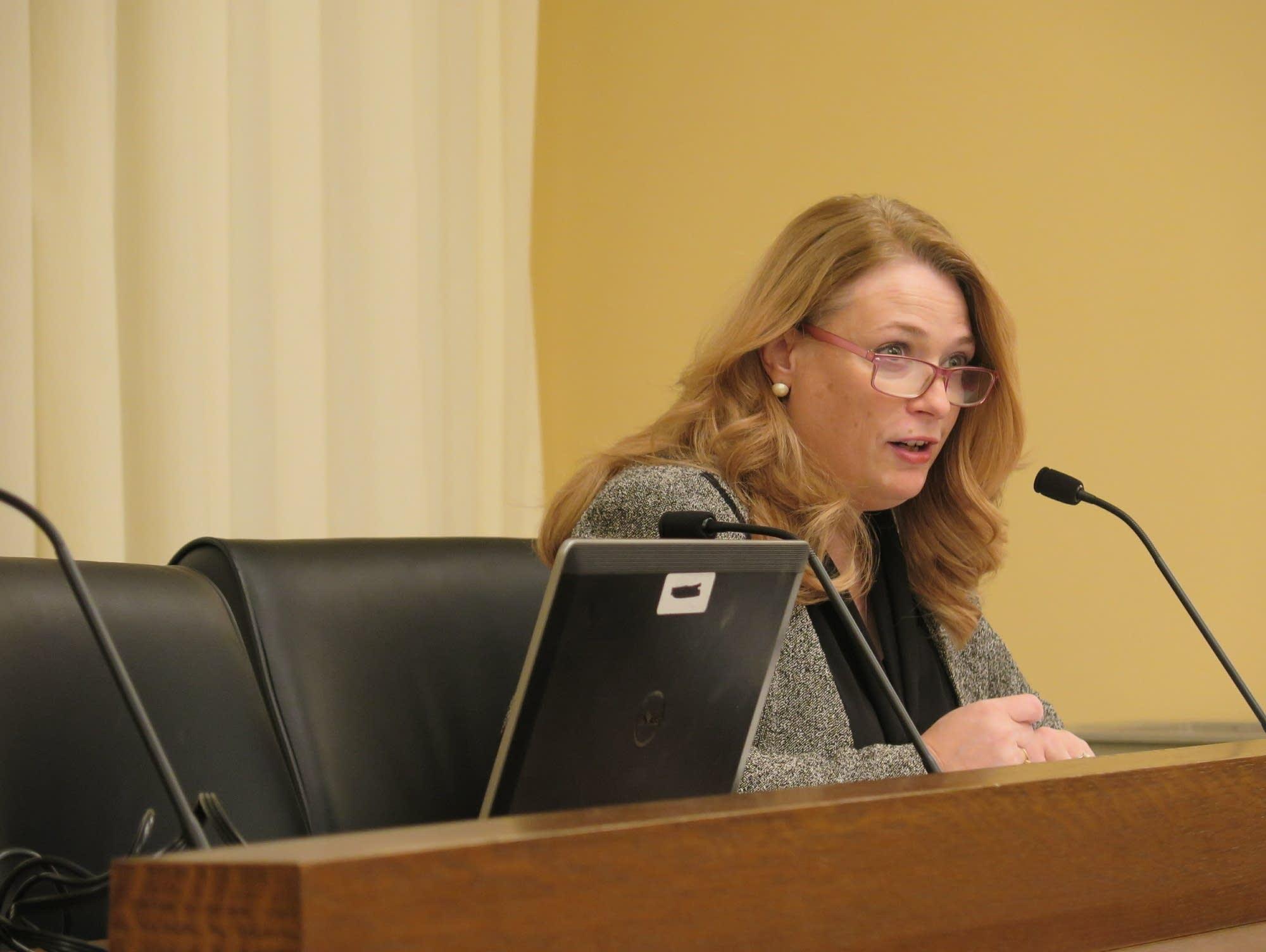 Rep. Laurie Halverson, DFL-Eagan