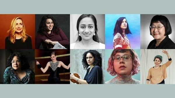 Contemporary women composers