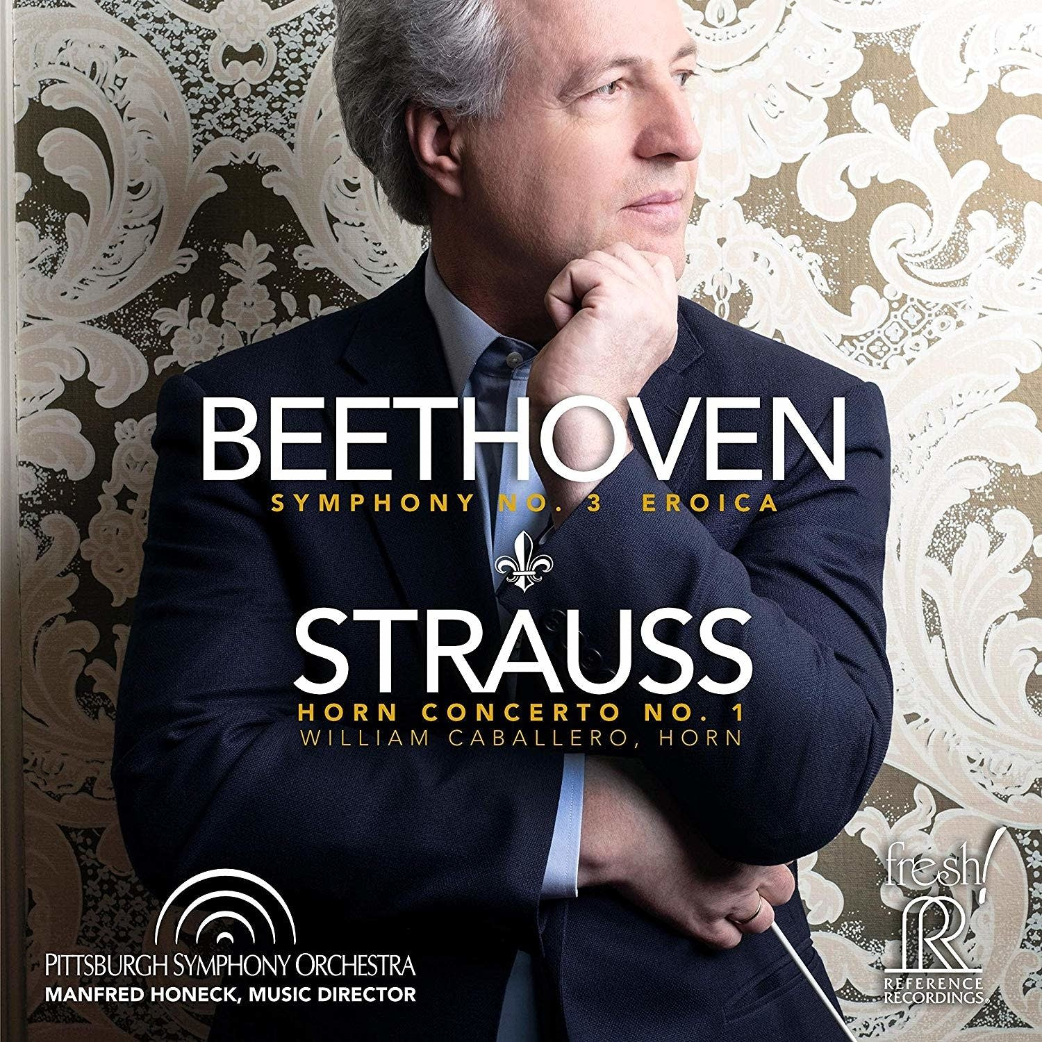 Manfred Honeck and the Pittsburgh Symphony Orchestra: 'Beethoven/Strauss'