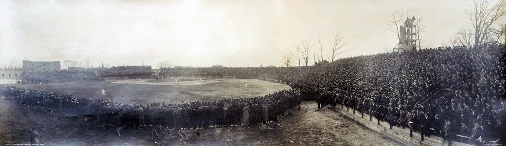 Opening Day 1900