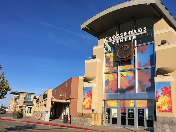 The Crossroads Center Mall in St. Cloud is closed.