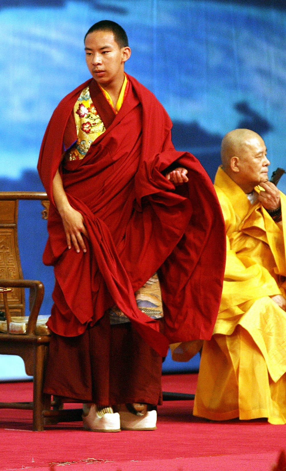 The Panchen Lama