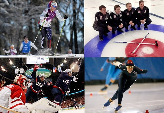 Minnesota Olympians