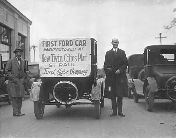 First Ford