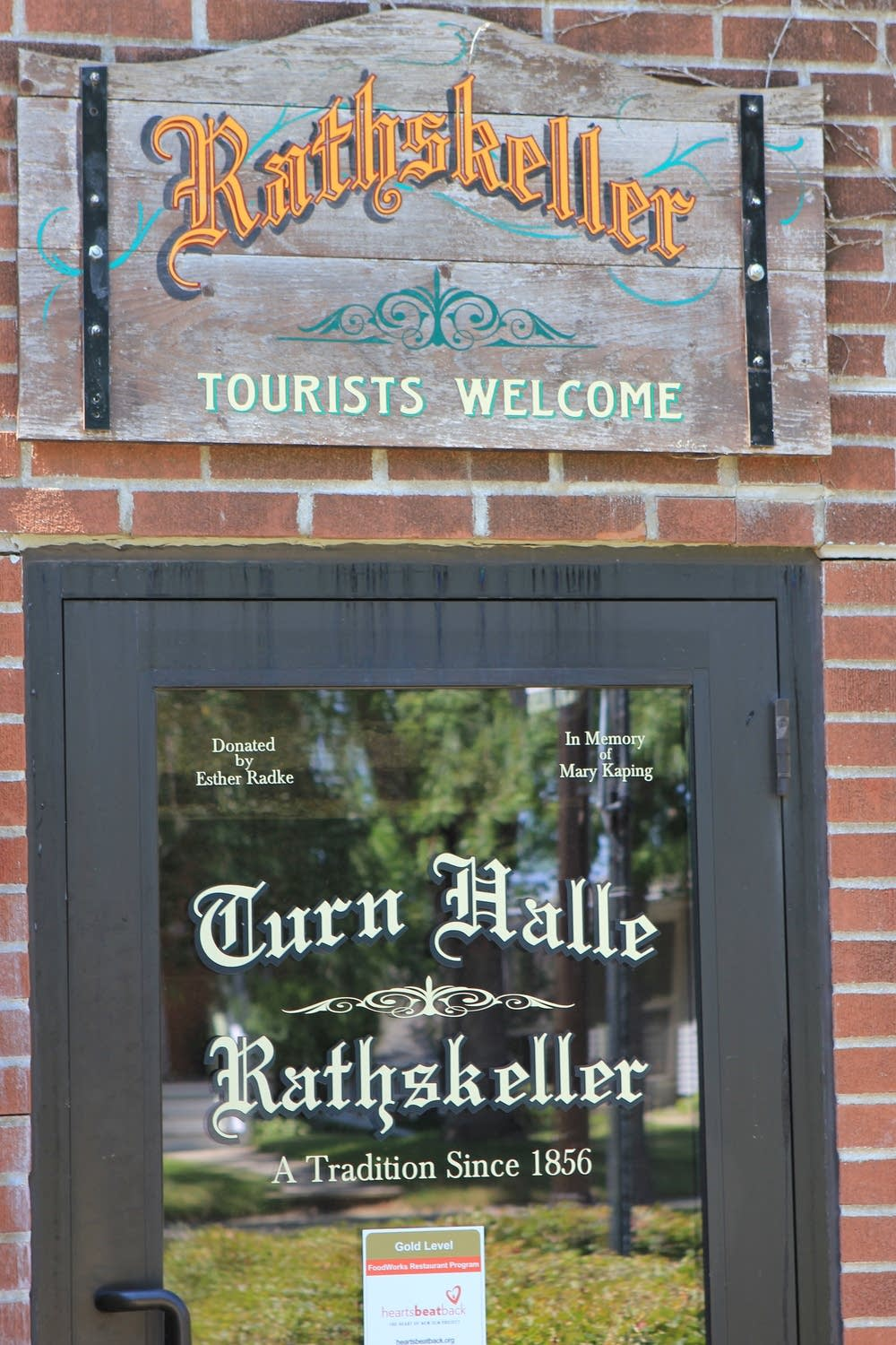 Turner Hall in New Ulm, Minn.