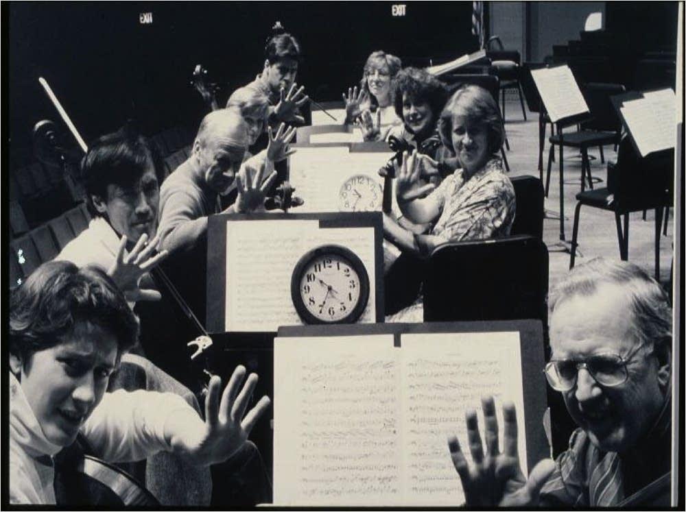 Long Rehearsal