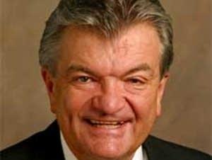 Hennepin County Commissioner Randy Johnson