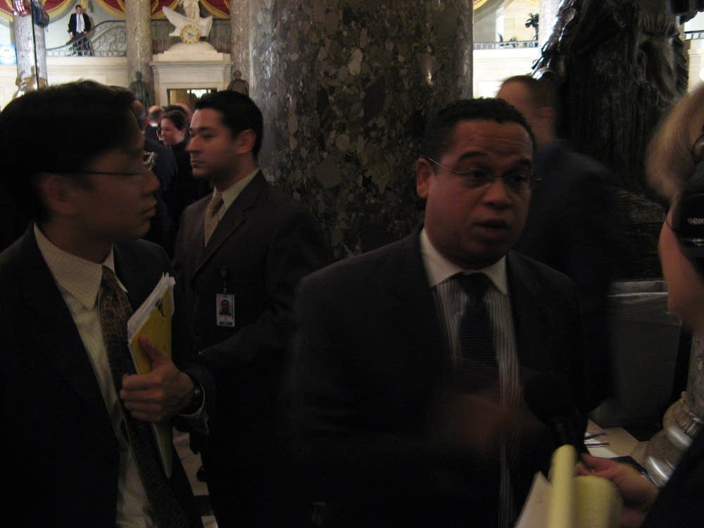 U.S. Rep. Keith Ellison, DFL-Minn.