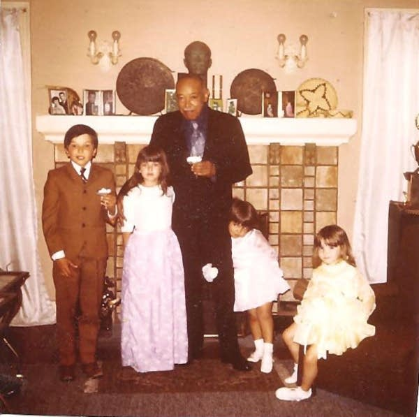 william grant still with granchildren