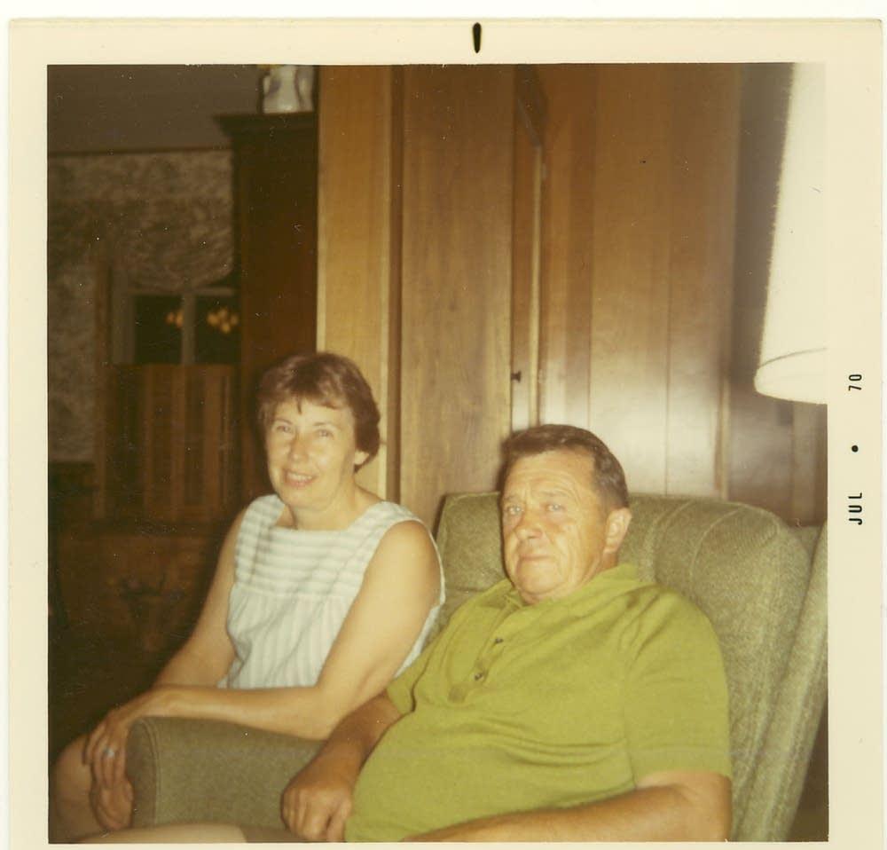 Dan Kleven's parents