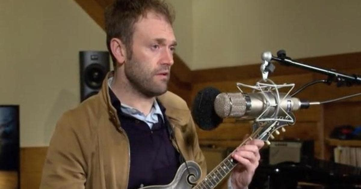 Chris Thile on CBS This Morning Saturday Sessions