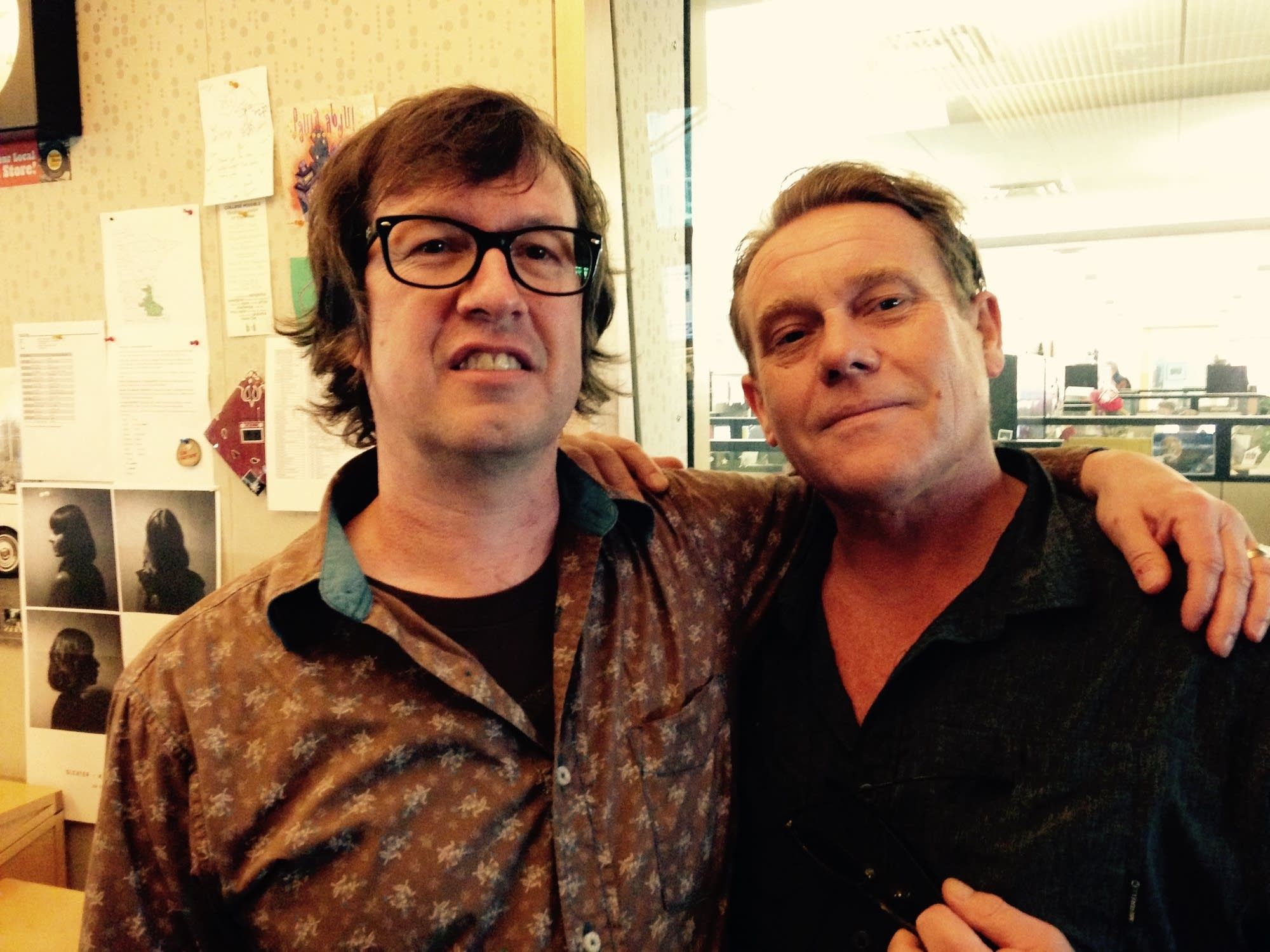 Bill DeVille and Dave Wakeling
