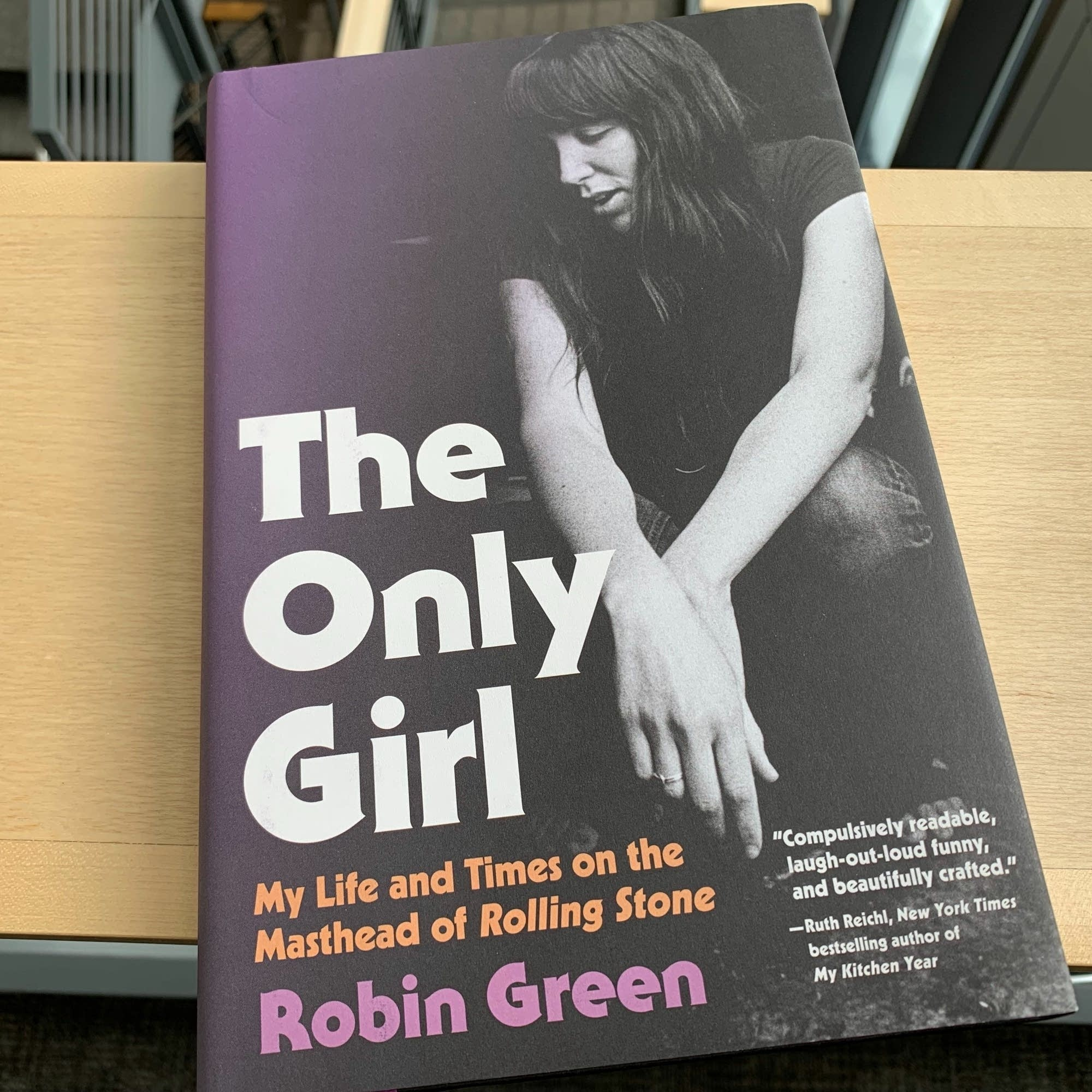 Robin Green's 'The Only Girl.'