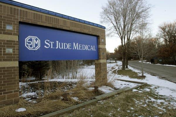 Abbott to buy St  Jude Medical for $25 billion   MPR News