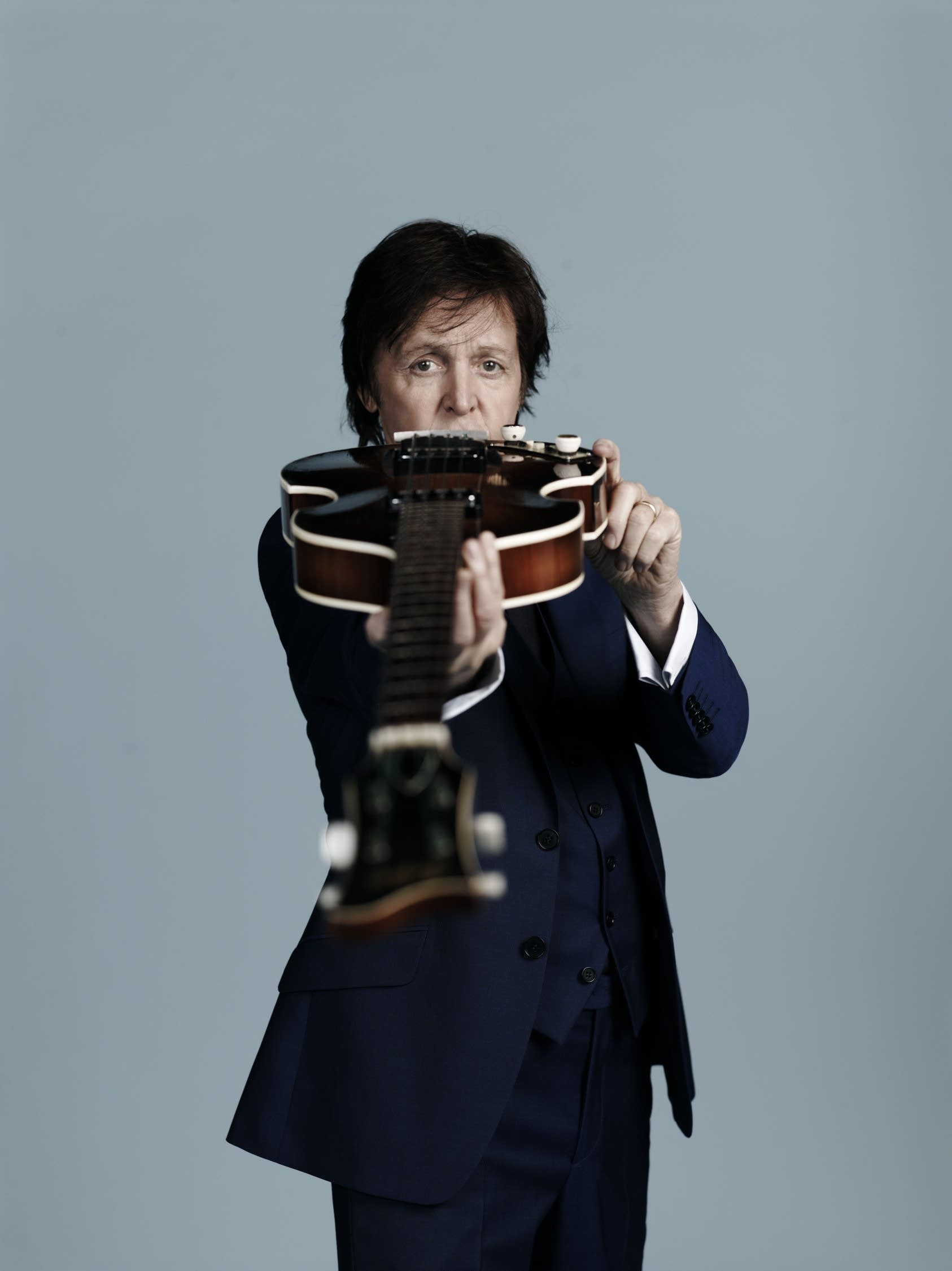 paul mccartney, press photo, new