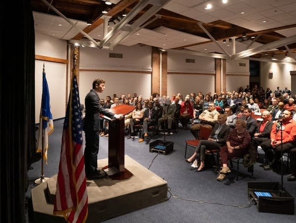 Minneapolis Mayor Jacob Frey delivers second State of the City address.