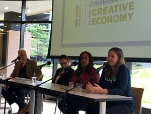 Conversation on the Creative Economy.
