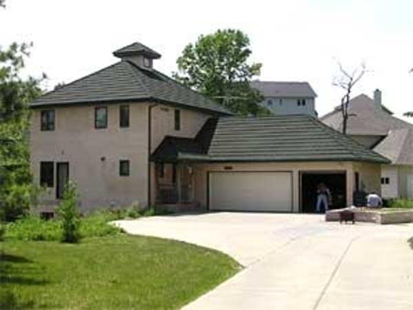 The Farrells' house
