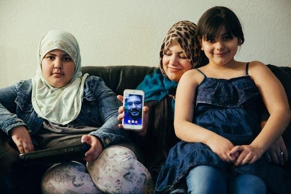 Fatima, Hasanain, Hind and Maryam.