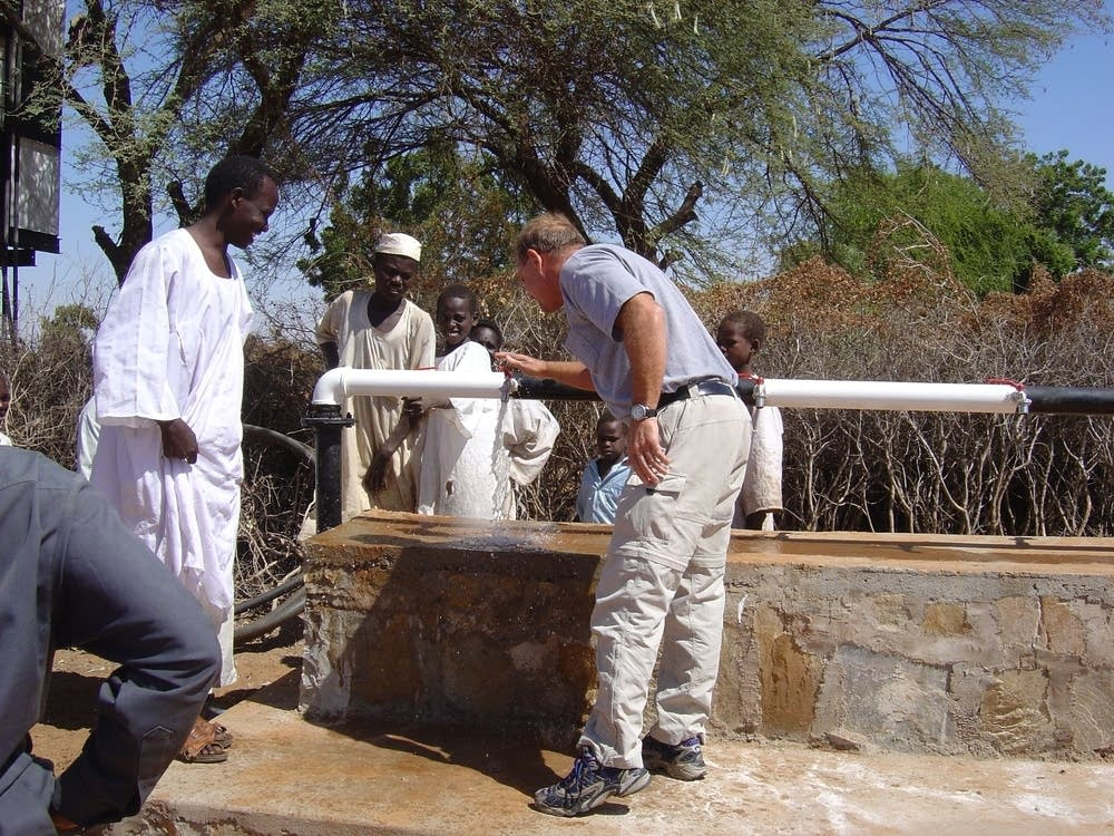A new well in Darfur