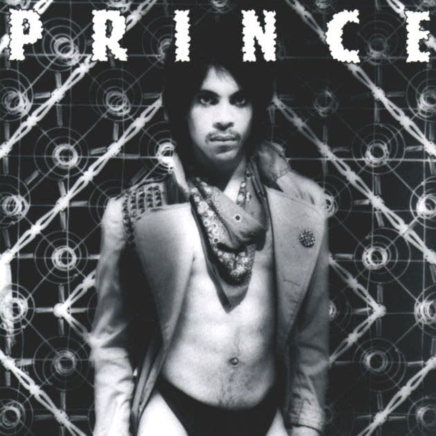 Prince - Dirty Mind album cover