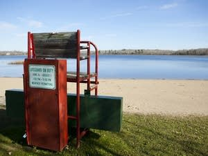 Beaches across the state are increasingly going without lifeguards.