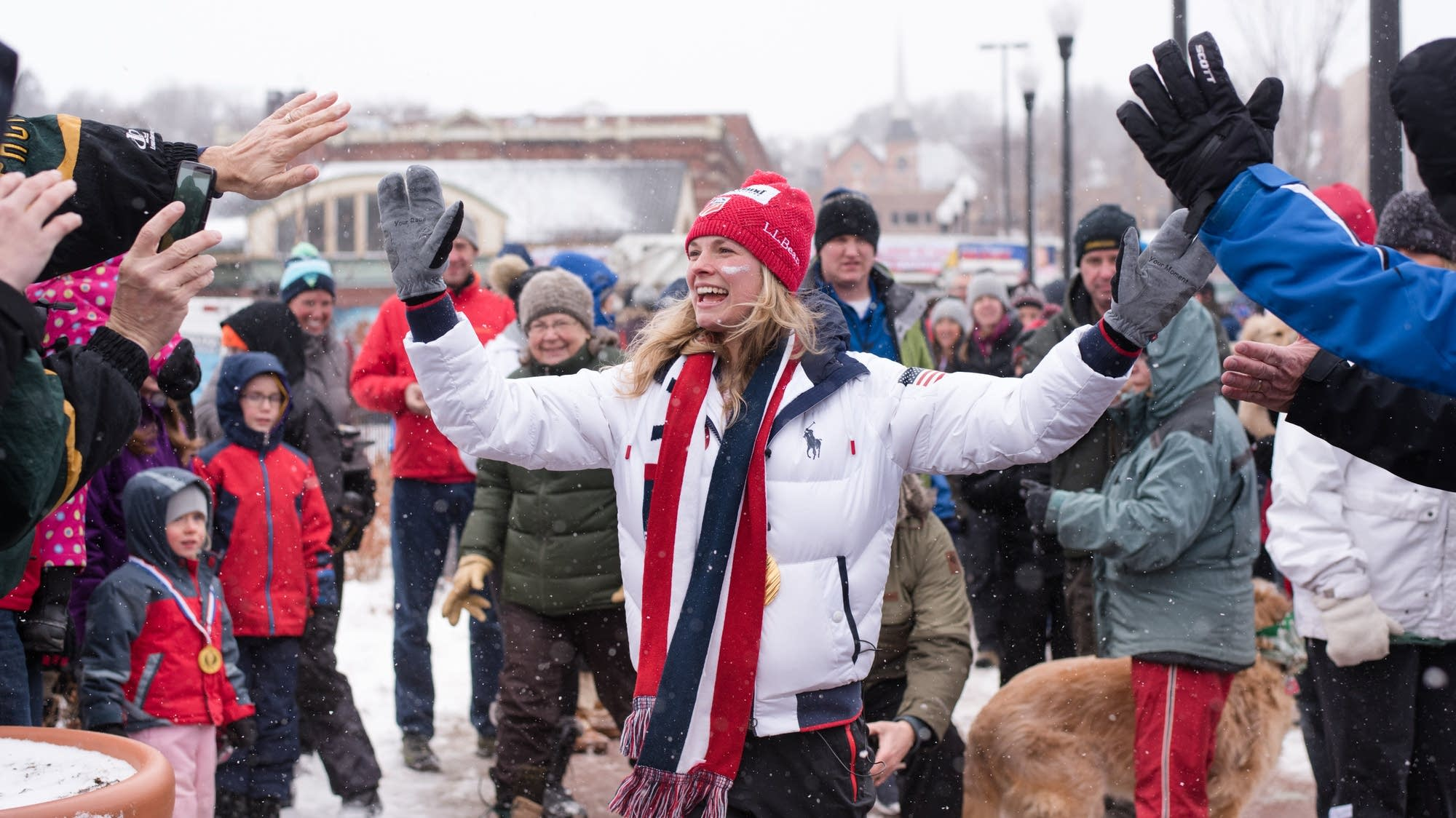 Skier Jessie Diggins on next week's World Cup race – and her new memoir