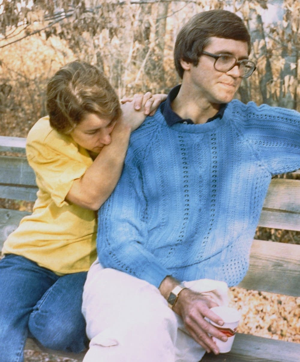 Jerry and Patty Wetterling on Oct. 26, 1989