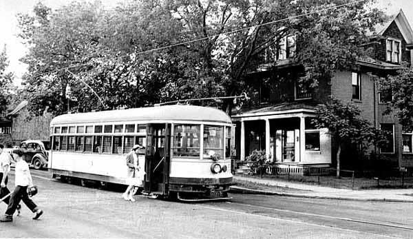 St. Paul street car
