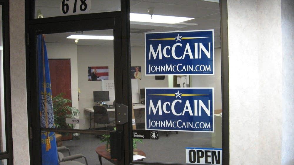 Minn. Mccain HQ