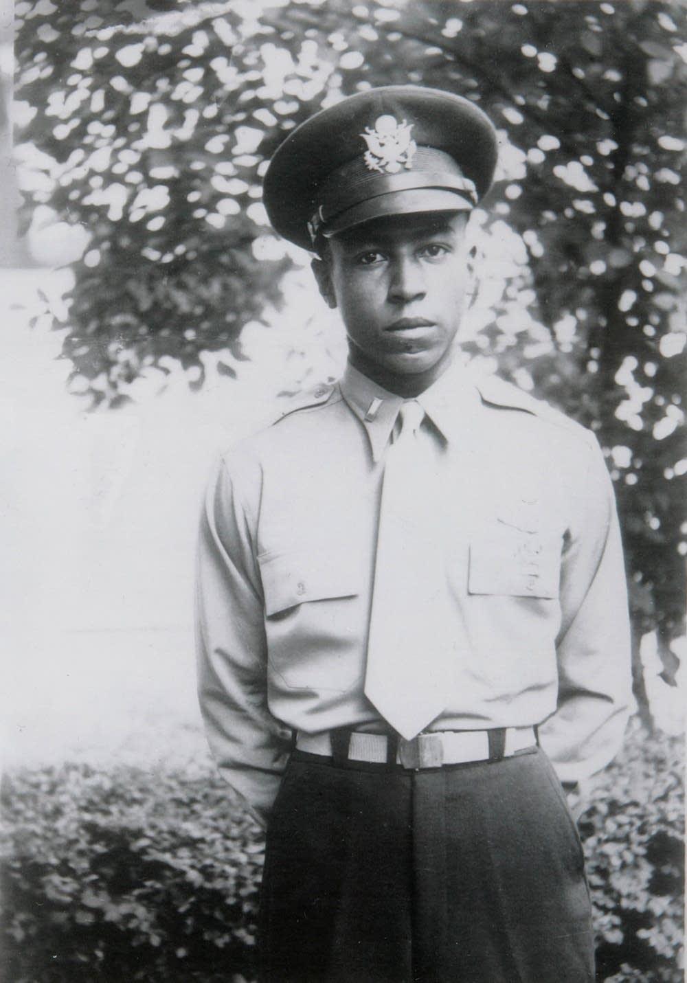 Joe Gomer in 1942